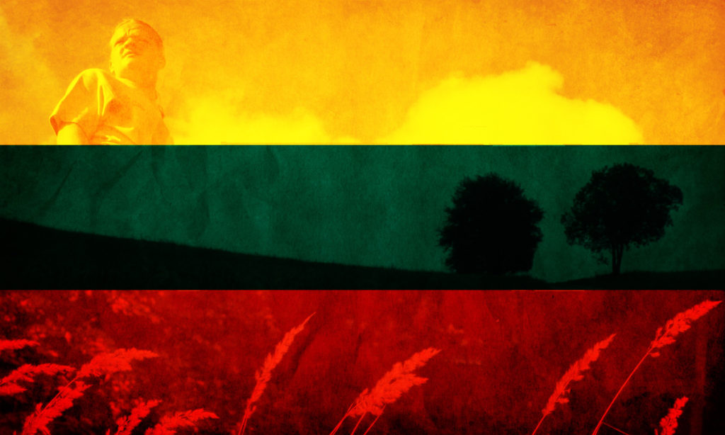 Geltona, žalia, raudona Autorius: Andrius 22